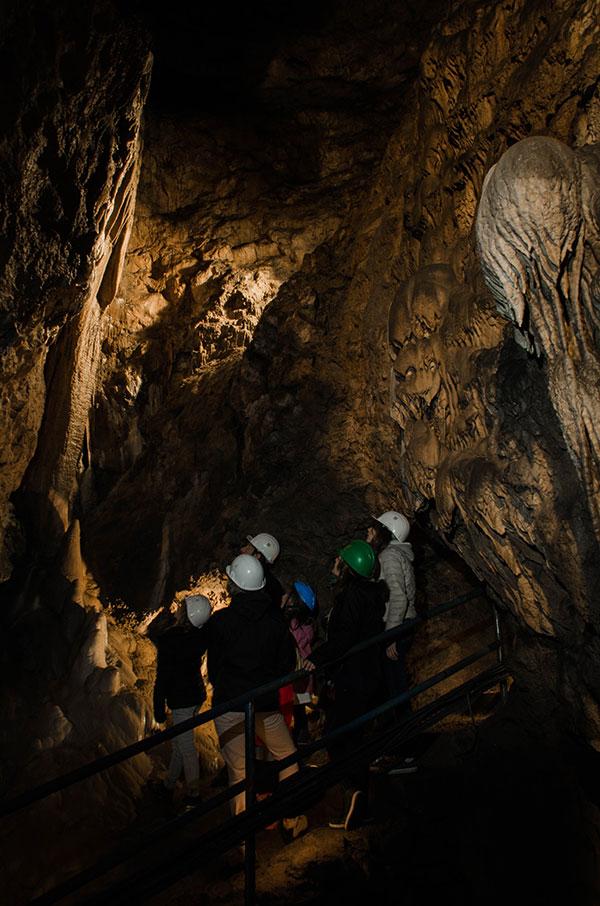 Grotte de Comblain - Salle des Mammouths ©Lamouline Grégory
