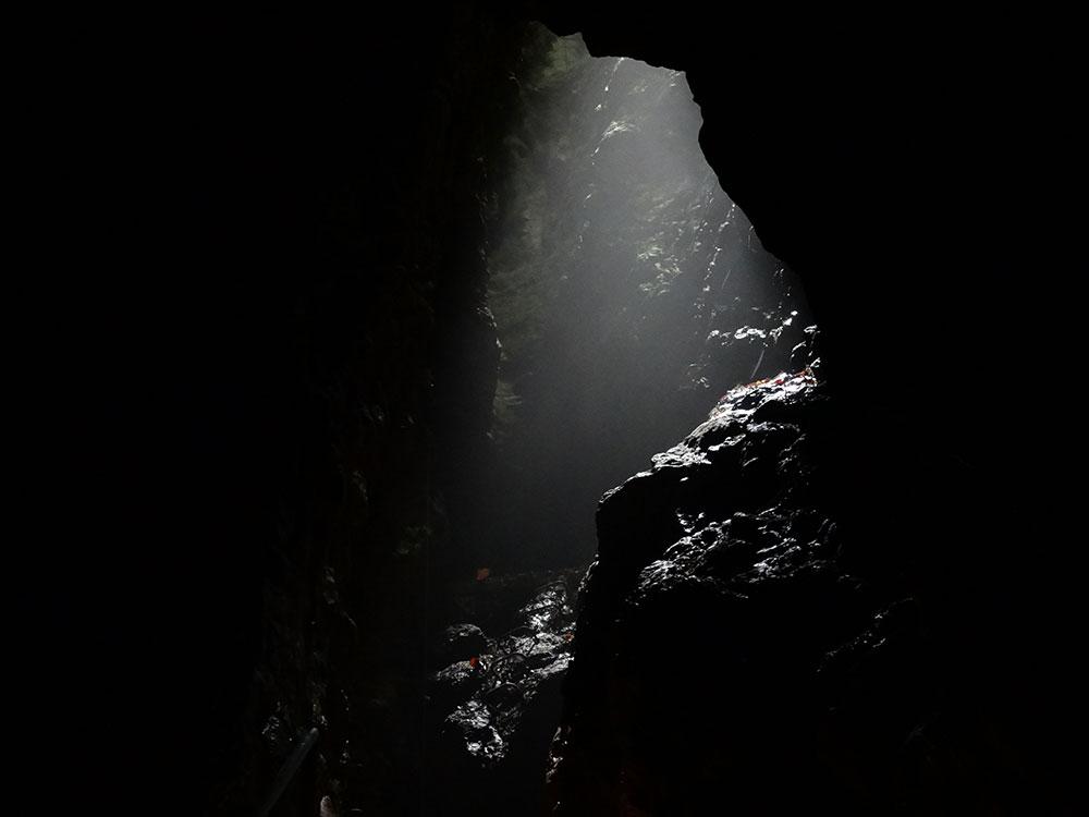Grotte de Comblain - Abîme ©Deplancke Michaell