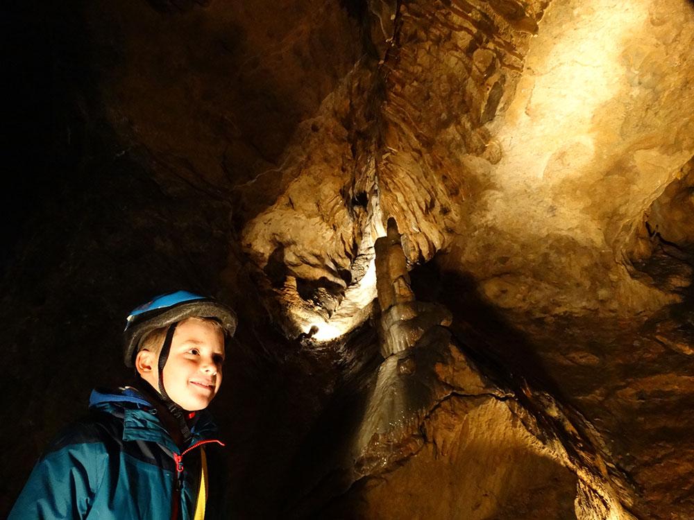 Grotte de Comblain - Salle des Nutons ©Deplancke Michael