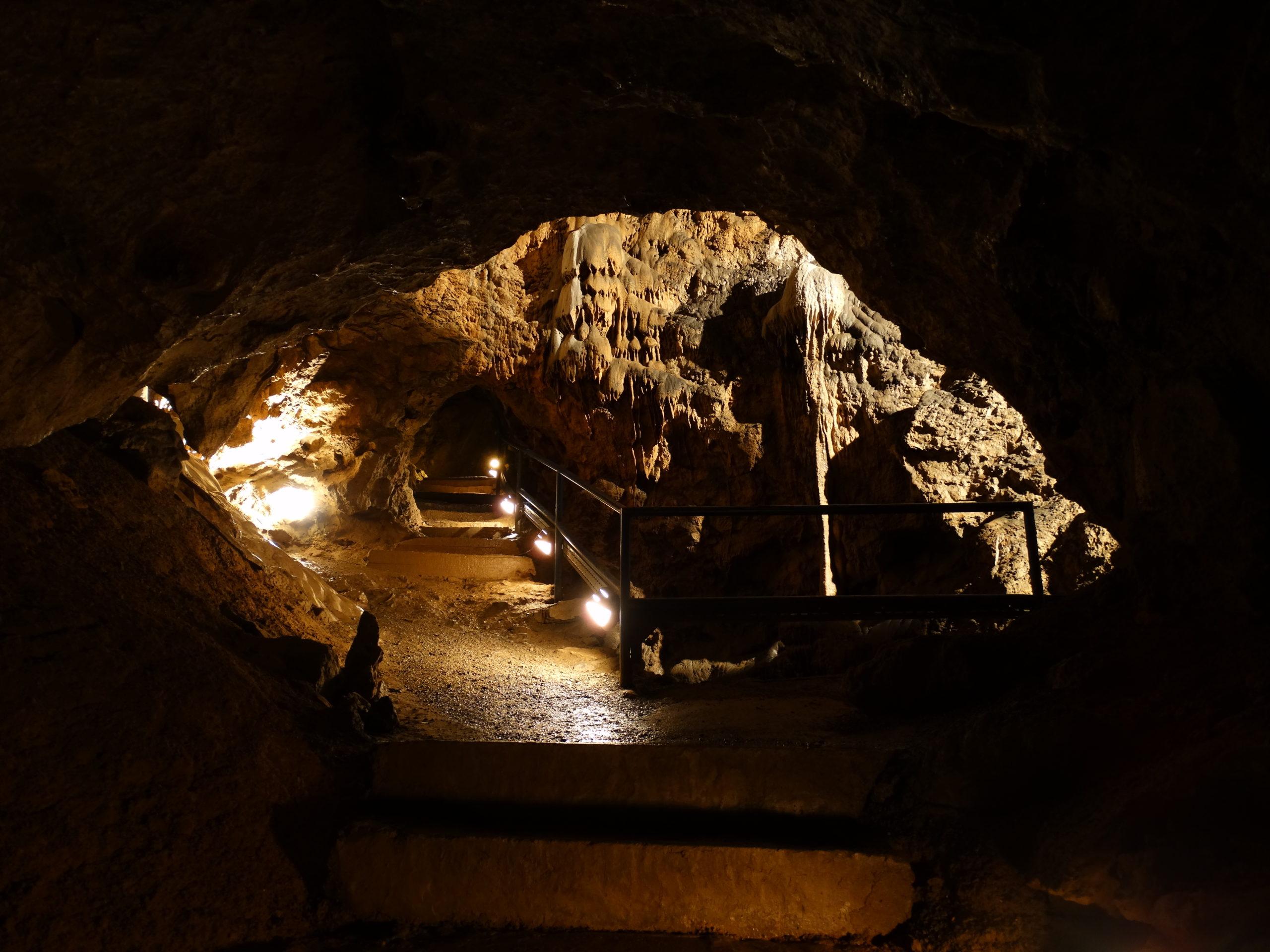 Grotte de Comblain - Salle du Mammouth ©Deplancke Michael