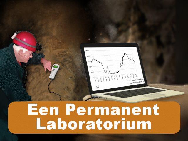 Grot van Comblain Een Permanent Laboratorium