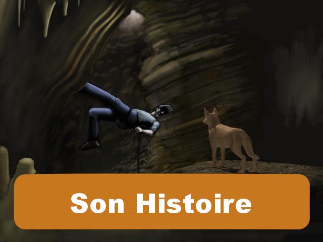 Grotte de Comblain Son Histoire
